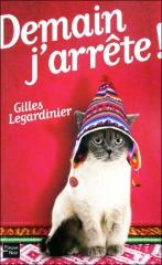 demain j'arrête,gilles legardinier,books are my wonderland,livre du dimanche