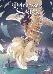 princesse sara,princesse sarah,audrey alwett,intrigue à venise,tome 9,soleil,nora moretti,marina duclos