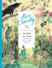 miss charity, l'enfance de l'art, album, tome 1, marie-aude murail, loïc clément, Anne Monte