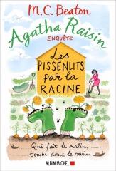 saga Agatha Raisin, Agatha Raisin enquête, les pissenlits par la racine, Agatha Raisin, cosy mystery, m. c. beaton