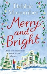 debbie macomber,conte de noel,merry and bright,livre doudou,feelgood book