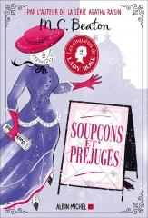 Les enquêtes de lady rose, lady rose enquête, saga lady rose, soupçons et préjugés, m. c. beaton, cosy mystery, littérature anglaise