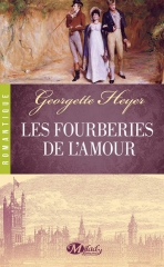 georgette heyer,milady,jane austen,les fourberies de l'amour