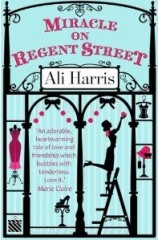 miracle on regent street, ali harris