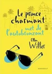 ellen willer,chick lit,plage,le prince charmant met de l'autobronzant,le prince charmant fait péter l'audimat.