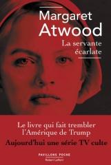 margaret atwood,la servante écarlate,dystopie,pavillons poche,robert laffont