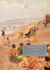 the fortnight in September, r.c. Sherriff, Persephone Books, persephone classics, literature anglaise