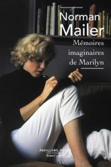 marilyn monroe,mémoires imaginaires de marilyn,milton greene,norman mailer,pavillons poche