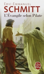 l'évangile selon pilate,eric-emmanuel schmitt,jésus,miracle,résurrection