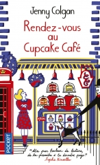 rendez-vous au cupcake café, jenny colgan, feel good book, chicklit