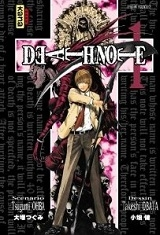 death note,tsugumi ohba,takeshi obata,manga