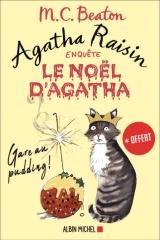 agahta raisin, Agatha Raisin enquête, saga agatha raisin, campagne anglaise, policier anglais, m. c. beaton