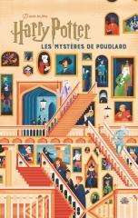 Harry Potter, jody revenson, les mystères de poudlard, Gallimard jeunesse, les secrets de tournage