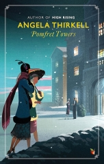 pomfret towers, Angela thirkell, barchester chronicles, virago press, village anglais