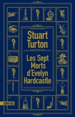les sept morts d'Evelyne Hardcastle, Stuart turton, sonatine, le mois anglais