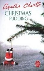 Christmas pudding, agatha christie, hercule poirot, miss marple, le mystère du bahut espagnol, le souffre douleur, le rêve, le mort avait les dents blanches, le policeman vous dit l'heure