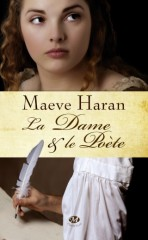 la dame et le poète; maeve haran,john donne,anne more,milady,collection pemberley