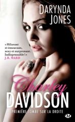 charley davidson,la faucheuse,première tombe sur la droite,darynda jones,milady