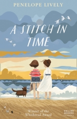 Penelope Lively, a stitch in time, collins modern classics, lecture en vo, littérature jeunesse, littérature anglaise