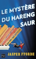 le mystère du hareng saur,thursday next,jasper fforde,one of our thursday is missing