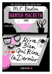 rira bien qui rira le dernier, Hamish Macbeth, m. c. beaton, littérature écossaise, highlands, cosy mystery