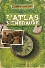 l'Atlas d'Emeraude, john stephens