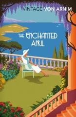 the enchanted April, Elizabeth von arnim, vintage classic, littérature anglaise, lecture de printemps