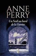 Anne Perry, livre de noël, noël, Anne Perry de noël, nouvelle policière, un noël au bord de la tamise