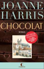 chocolat,joanne harris,des pêches pour monsieur le curé,éditions charleston