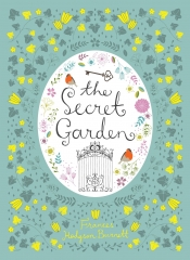 le jardin secret, the secret garden, frances hodgson burnett, barnes and noble, collectible classics, children's edition, littérature pour enfants, littérature anglaise