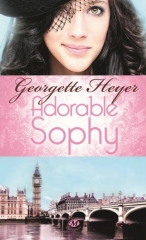 adorable sophy,georgette heyer,jane austen,milady romance,mois futile