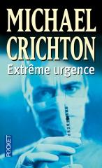 michael crichton, extrême urgence