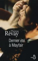 dernier été à mayfair,thérésa révay,les agents littéraires,downtown abbey,chez les heureux du monde