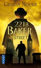 221b baker street,graham moore,sherlock holmes,sir arthur conan doyle