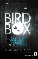 bird box,masse critique,babelio,josh malerman