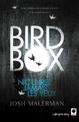 bird box,masse critique,babelio,josh malerman