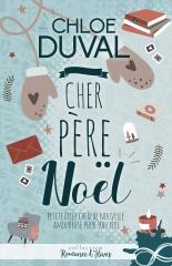 livre de noël, noël, Chloé Duval, Cher Père Noël, livre doudou, feelgood book