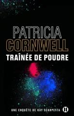 traînée de poudre,patricia cornwell,éditions des deux terres,kay scarpetta