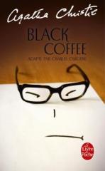 black coffee,agatha christie,hercule poirot,charles oscborne