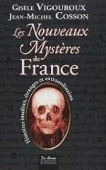 les nouveaux mystères de france,gisèle vigouroux,les mystères de france,énigmes,faits divers