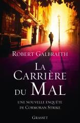 la carrière du mal, robert galbraith, cormoran strike, j.k. rowling