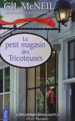 le petit magasin des tricoteuses, gil McNeil, bord de mer, livre doudou, feel good book