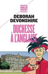 les soeurs mitford,deborah devonshire,deborah mitford,chatsworth,duchesse à l'anglaise,petite biblio payot irrésistibles,payot