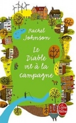 le diable vit à la campagne,le diable vit a notting hill,rachel johnson,chick lit anglaise,londres