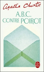 ABC contre poirot, saga hercule poirot, hercule poirot, agatha christie, policier anglais