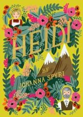 heidi, johanna spyri, penguin, Anna bond, rifle paper co, les classiques de l'enfance