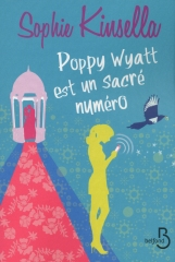 poppy wyatt est un sacré numéro,poppy wyatt,sophie kinsella,i've got your number,l'accro du shopping,belfont
