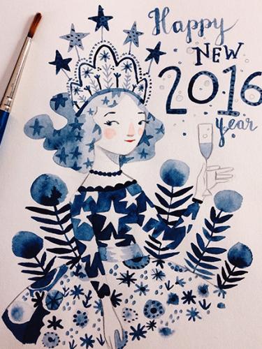 abigail halpin, happy new year