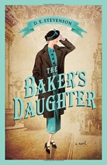 the baker's daughter,d.e. stevenson,sourcebooks landmark,campagne anglaise