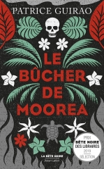 le bûcher de Moorea, Patrice Guirao, la bête noire, thriller, polar azur